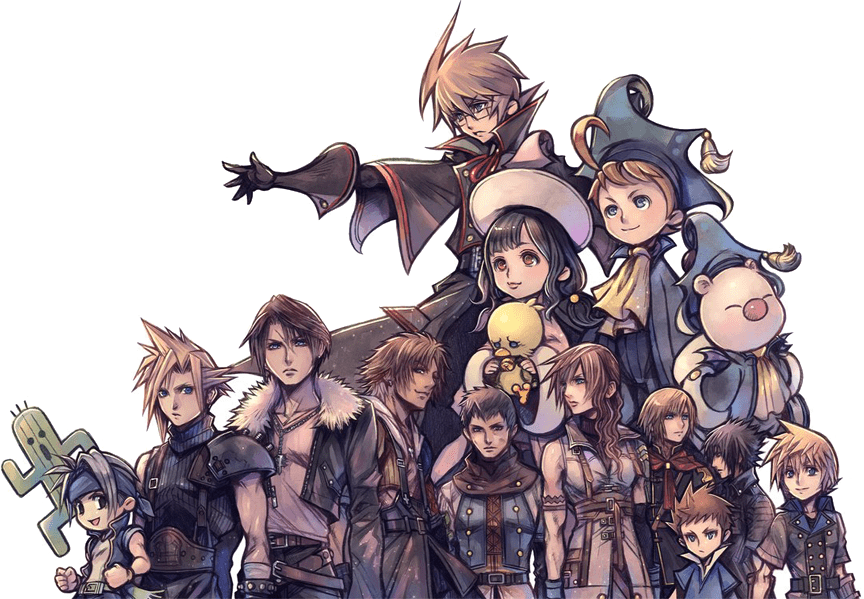 Final Fantasy Artwork