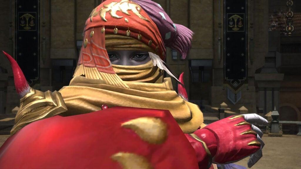 Gogo in Final Fantasy XIV